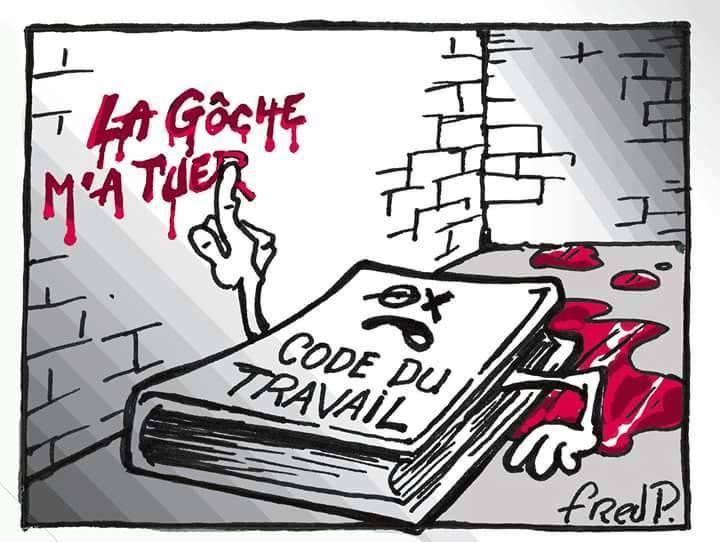LOI TRAVAIL CGT